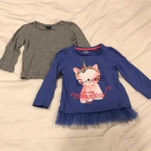 Other - Baby Gap & Gymboree shirts